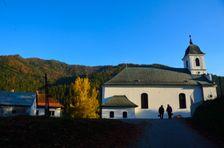 Stredná Revúca, Farský kostol obetovania Pána