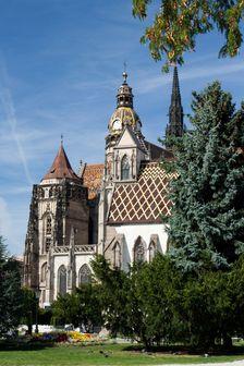 Kaplnka Sv.Michala & Dom Sv.Alzbety