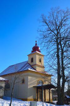 Donovaly, Kostol sv. Antona Paduánskeho