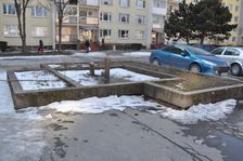 Fontána na Fejovej ulici
