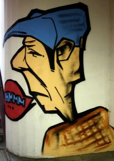 Graffiti, Banska Bystrica