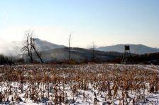 Považský Inovec v zime