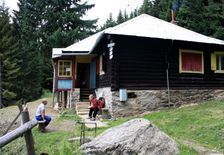 Chata Volovec