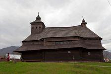 Kostolík Uličské Krivé