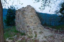 Zvyšky Gelcnikého hradu