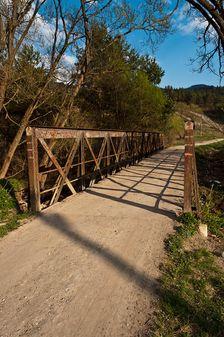 Bývalý železničný most