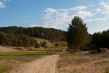 Trať bývalej lesnej železnice